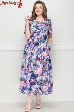 Платье Len-13025