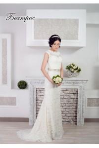 Свадебное платье б/у - 1
