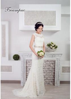 Свадебное платье б/у  1