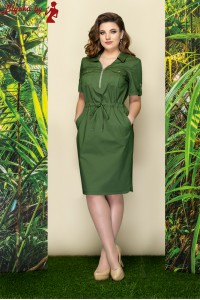 Платье женское EL-2771