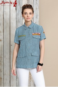 Рубашка женская KR-1315