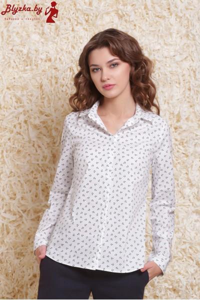 Рубашка женская Len-11744