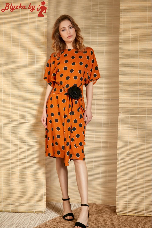 Платье женское Lok-615