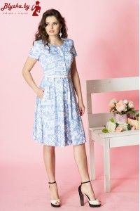 Платье женское V-1712-2