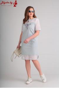 Платье женское Vk-0787