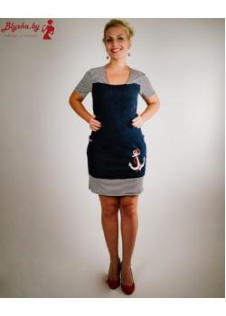Платье женское W-821
